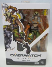 """Overwatch Ultimates Series - Junkrat 6"""" Action Figure (New)"""
