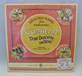 Cuphead Original Soundtrack 2LP (NEW)