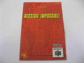 Mission Impossible *Manual* (HOL)