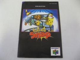 Pokemon Snap *Manual* (NNOE)