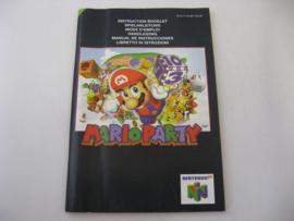 Mario Party *Manual* (NEU6)