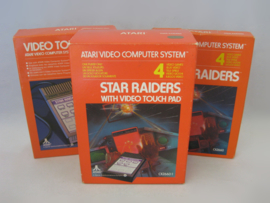Star Raiders with Video Touch Pad Box Set (Boxed)