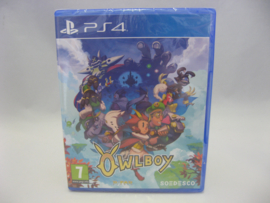 Owlboy (PS4, Sealed)