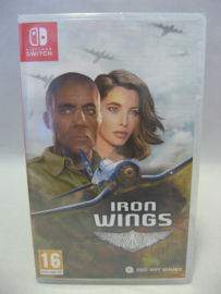 Iron Wings (SWITCH, NEW)