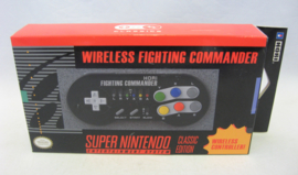 Super Nintendo Classic Edition: Wireless Fighting Commander (New)