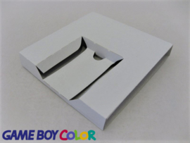 1x Inlay / Insert for GameBoy Color Games