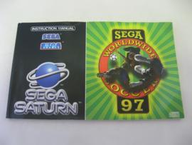 SEGA Worldwide Soccer 97 *Manual*