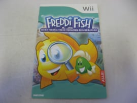 Freddi Fish *Manual* (HOL)