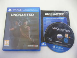 Uncharted - The Lost Legacy (PS4)