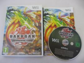 Bakugan - Defenders of the Core (FAH)