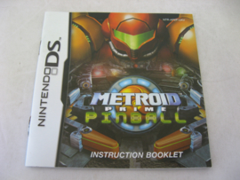 Metroid Prime Pinball *Manual* (UKV)