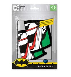 DC Comics: The Joker Face Mask (New)