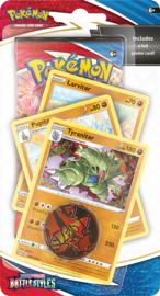 Pokémon TCG: Sword & Shield - Battle Styles Premium Checklane Booster - Tyranitar (New)