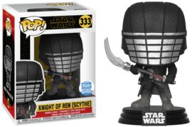 POP! Knight of Ren (Scythe) - Star Wars - Funko Shop Limited Edition (New)