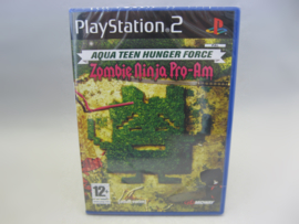 Aqua Teen Hunger Force Zombie Ninja Pro-Am (PAL, Sealed)