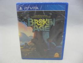 Broken Age (PSV, Sealed)