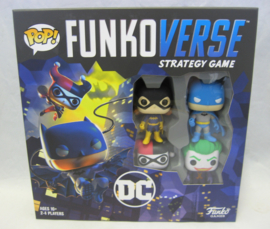 Funkoverse Strategy Game - DC | Board Game (New)