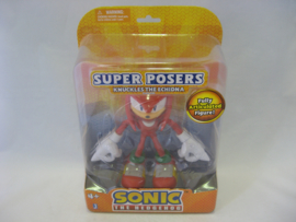 Sonic the Hedgehog - Super Posers - Knuckles the Echidna (New)