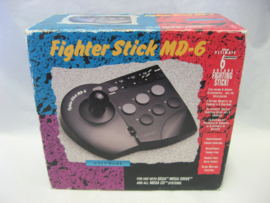 Fighter Stick MD-6 for Megadrive & Mega CD (New)