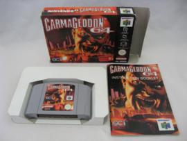 Carmageddon 64 (EUR, CIB)