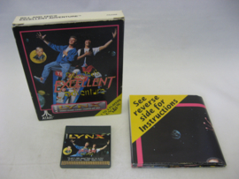 Bill & Ted's Excellent Adventure (Lynx, CIB)