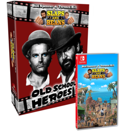 Bud Spencer & Terence Hill Oldschool Heroes Edition (Switch, NEW)
