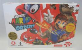 Nintendo Puzzle - Super Mario Odyssey Special Edition - 280 Pieces (New)