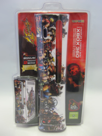 XBOX 360 Faceplate & Skinz - Street Fighter IV - 20th Anniversary (New)