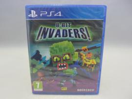 8-Bit Invaders! (PS4, Sealed)