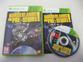 Borderlands - The Pre-Sequel (360)
