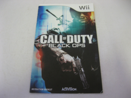 Call of Duty Black Ops *Manual* (UXP)