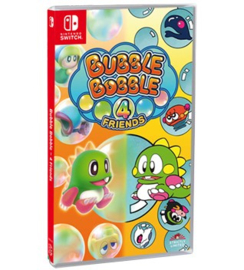 Bubble Bobble 4 Friends (Switch, NEW)