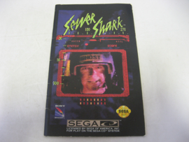 Sewer Shark *Manual* (USA)