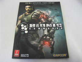 Bionic Commando - Official Game Guide (Prima)