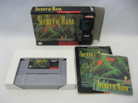 Secret of Mana (USA, CIB)