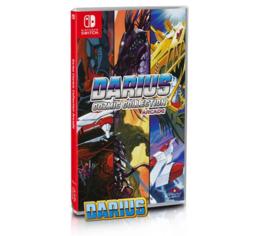 Darius Cozmic Collection Arcade (Switch, NEW)