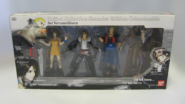 Final Fantasy VIII Action Figures Collector's Set #2 (New)