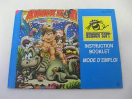 Adventure Island Part II *Manual* (FRA)