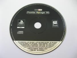 Premier Manager 98 - SLES-00738 (Promo, NFR)
