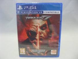 Tekken 7 (PS4, Sealed)