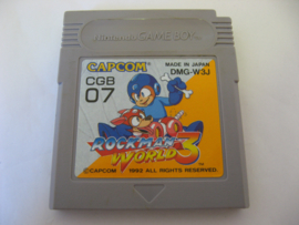 Rockman World 3 (JAP)