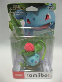 Amiibo Figure - Ivysaur - Super Smash Bros (New)