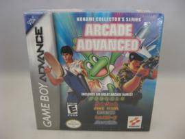 Konami Collector's Series Arcade Advanced (USA, Sealed)