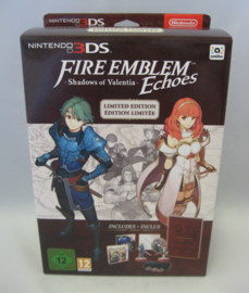 Fire Emblem Echoes - Shadows of Valentia - Limited Edition (EUR, NEW)