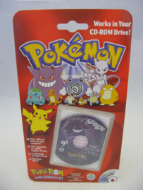 Pokemon PokeROM - Gengar - Collectible CD-ROM (New)