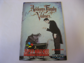 Addams Family Values *Manual* (NOE)