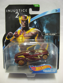 Hot Wheels Character Cars - Injustice 2 - The Flash (New)
