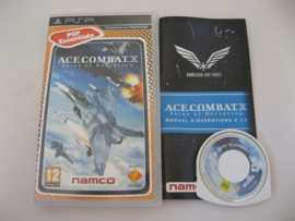 Ace Combat X - Skies of Deception - Essentials (PSP)