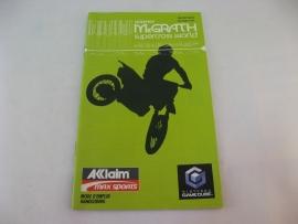 Jeremy McGrath Supercross World *Manual* (FAH)