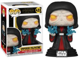 POP! Emperor Palpatine - Star Wars (New)